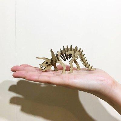 画像2: てのりきょうりゅう トリケラトプス