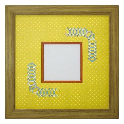 画像1: スクエア79 台形 幾何学×ドット Y
