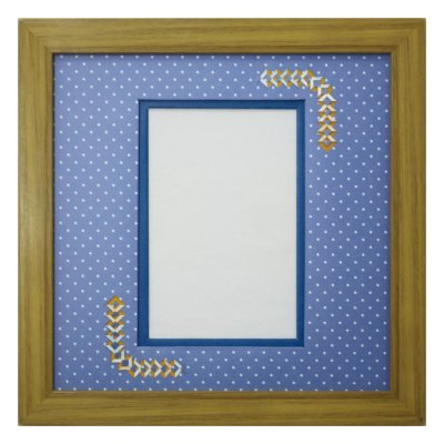 画像1: ポストカード 三角形 幾何学×ドット B