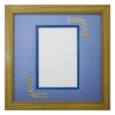画像1: ポストカード 台形 幾何学×ドット B
