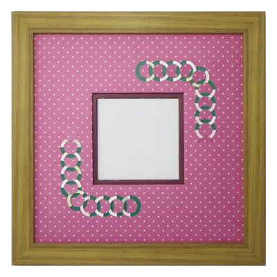 画像1: スクエア79 円形 幾何学×ドット R