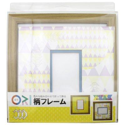 画像3: L版写真 台形 幾何学×ドット Y