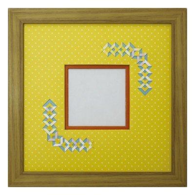 画像1: スクエア79 三角形 幾何学×ドット Y