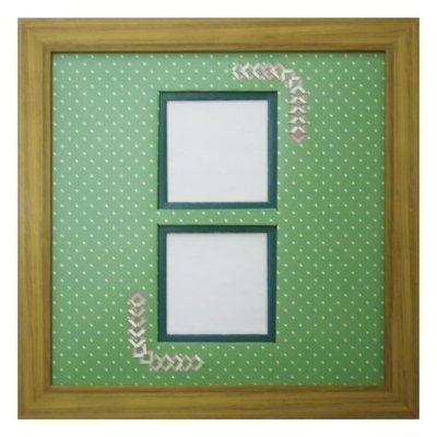 画像1: スクエア62W 三角形 幾何学×ドット G