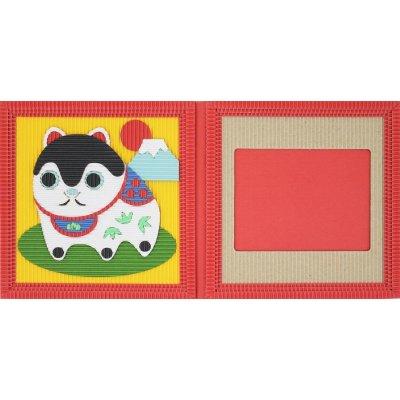 画像2: 戌 赤 フォトレター