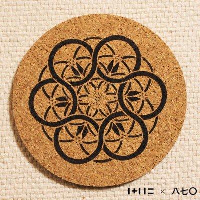 画像1: 「1+11=八七〇」コースター(7)
